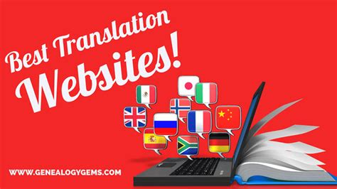 When to Use Google Translate for Genealogy–And Best