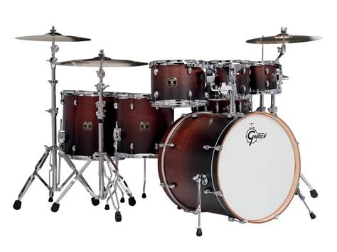 """Gretsch Drums Catalina Maple Shell Pack With Free 8"""" Tom"""