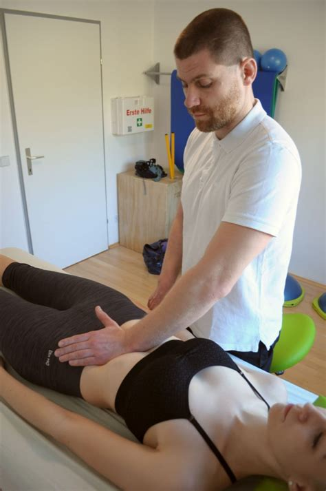 Visceral Behandlung   Physiotherapie – Mgr