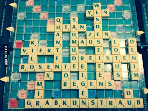 Come and play German Scrabble   Book People