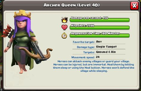'Clash of Clans': Top Tips & Cheats for the Archer Queen