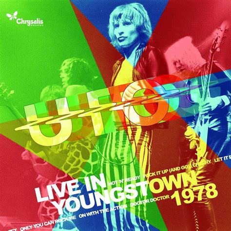 UFO - Live In Youngstown '78 (RSD 2020 Drop Three) 2LP