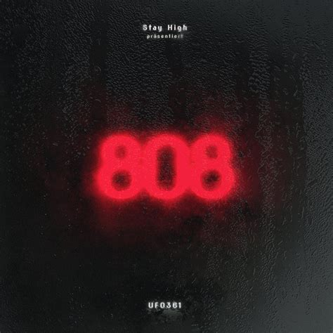 Ufo361 - 808 (Cover, Features, Release Date, Snippet