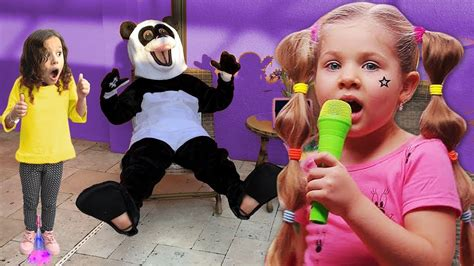 kids Diana show and Valentina - LIKE IT - Kids Song - YouTube