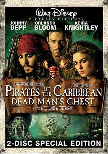 Pirates of the Caribbean: Dead Man's Chest (Two-Disc