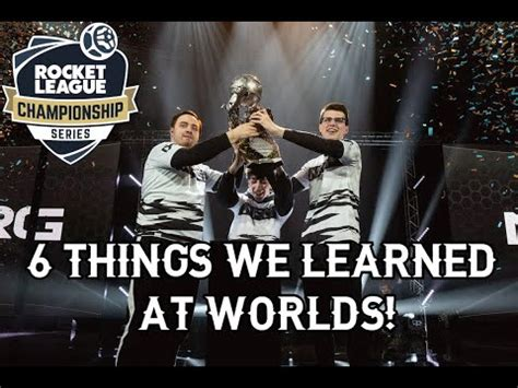 6 Things We Learned At The RLCS Season 8 World