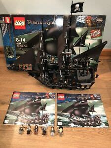 LEGO 4184 Pirates Of The Caribbean - The Black Pearl