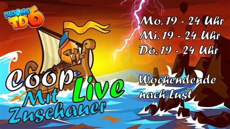 Bloons TD6 | Community Spiele - Coop + Odysee Event