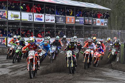 Timetable and Entry List - MXGP of the Netherlands | MXGP