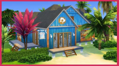 Sims 4 Hausbauvideo: Sulani Tierarztpraxis - YouTube