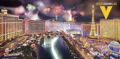 Las Vegas New Years Eve 2019 - 2020 » Party, Shows & Concerts