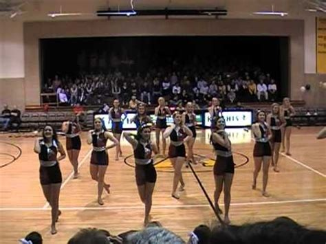 Elvis and the Lancerettes of Alter High School - YouTube