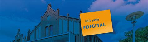 Digital HIT 2020 - What's new at the Technical University