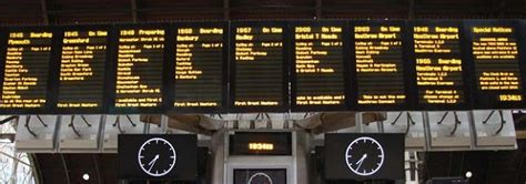 Train Times - Find UK Train Timetables online with