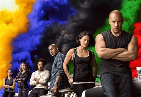 Fast and Furious 9 release delayed by Universal until 2021