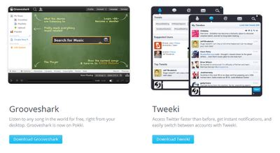Pokki brings awesome Web apps to your desktop   Web app