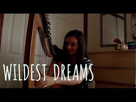 Wildest Dreams   Taylor Swift (Harp Cover) - YouTube