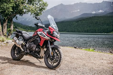 Triumph Tiger 1200 — new tech wizardry and a wafer less