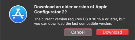 Apple Configurator 2 for High Sierra requested   MacRumors