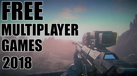 TOP 5 Free Multiplayer Games for PC 2018 - YouTube