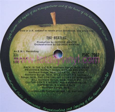 Totally Vinyl Records    Beatles, The - The Beatles (White