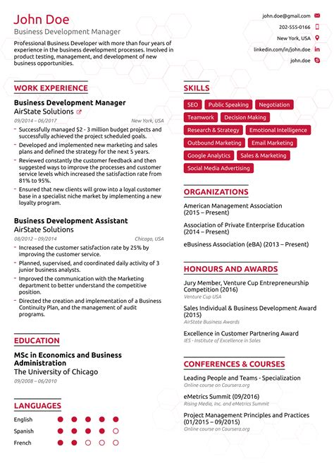 Resume Examples & Guides for Any Job [50+ Examples]