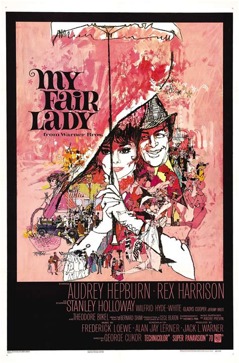 My Fair Lady Blu-Ray Review Starring Audrey Hepburn   Collider