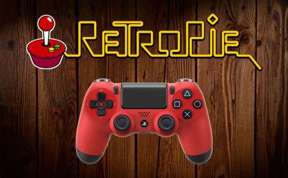 How to use a PS4 controller on Retropie? (the easy way