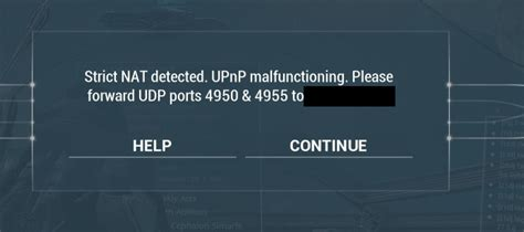 networking - Warframe: Strict NAT Detected - Arqade