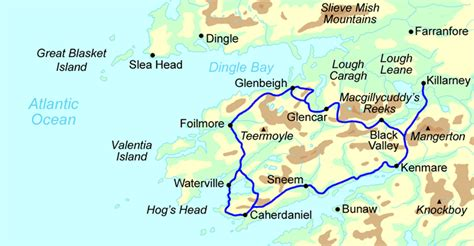 Kerry Way in 9 Days — Contours Walking Holidays