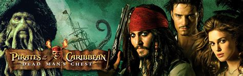 Dead Man's Chest   Pirates of the Caribbean