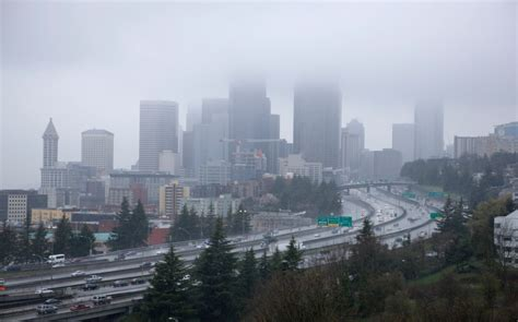 Rate the climate: Stereotypical Seattle (hot, average