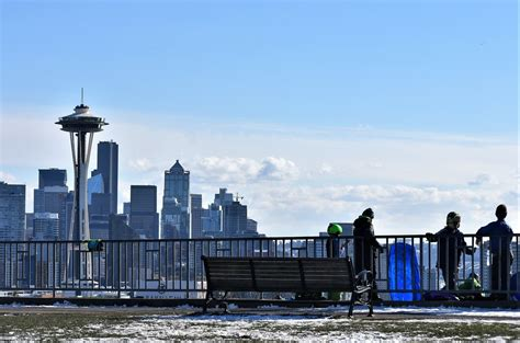 'Snowiest, Coldest' Weather In A Decade Headed For Puget