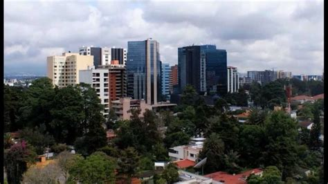 Guatemala City The Most Beautiful CapitaL in Central