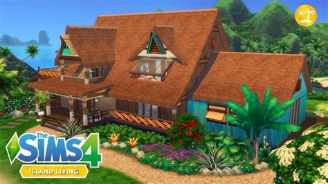 The Sims 4 - Sulani Family Home (Island Living) #