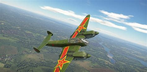 War Thunder - Overview of the Russian Air Fighter Tech Tree