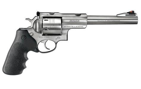 Ruger Super Redhawk 454 Casull Stainless Revolver