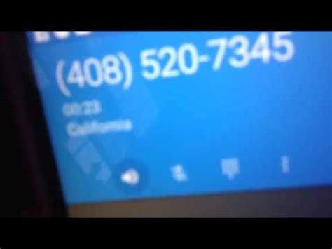 Called a killer clown phone number in description - YouTube