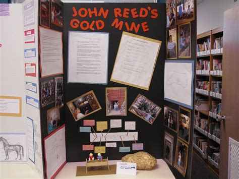 Loflin Expert Projects: John Reed's Gold Mine by Calista