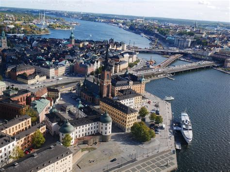 """Visit Stockholm on Twitter: """"Stockholm city and the"""