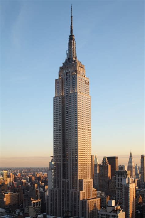 Empire State Building Turns (LEED) Gold