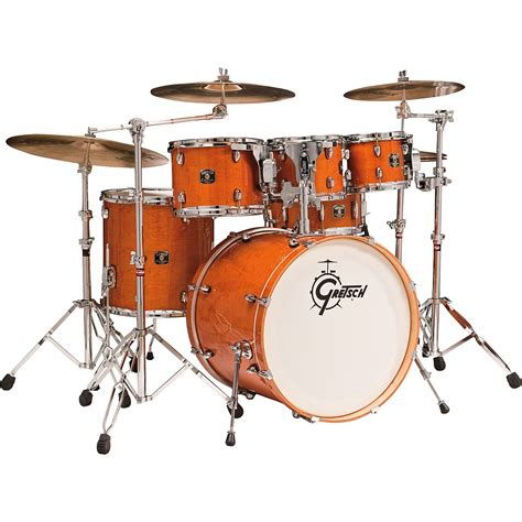 Gretsch Drums Catalina Maple 5-Piece Shell Pack with free