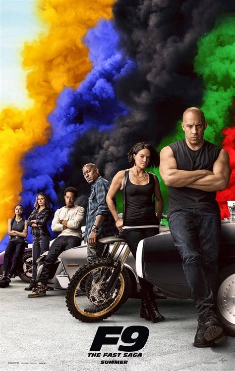 Fast and Furious 9: une nouvelle bande-annonce - TVQC