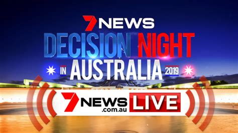 WATCH LIVE STREAM: Federal election 2019 - Decision Night