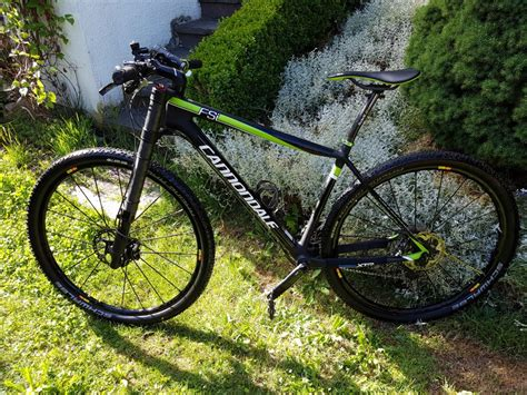 Cannondale F-SI Carbon 1 Hardtail Cross Country & Marathon